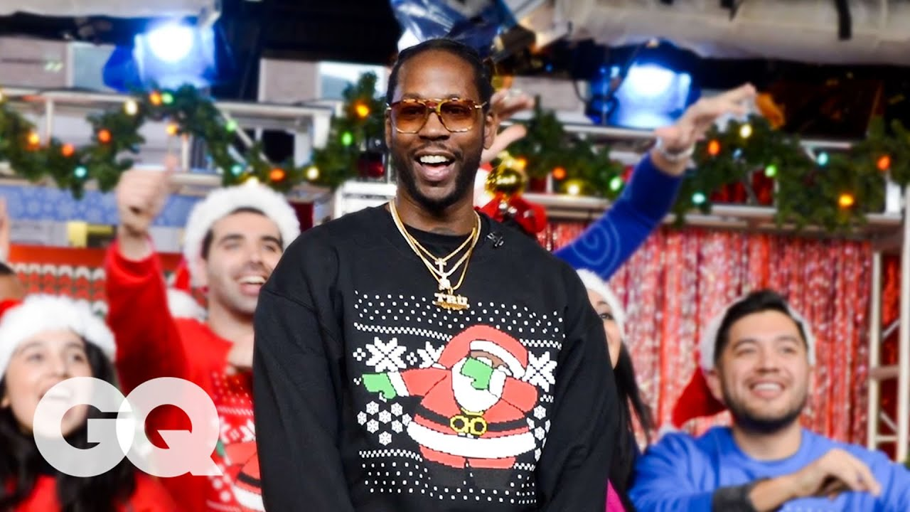 2 Chainz $90k Christmas Sweater